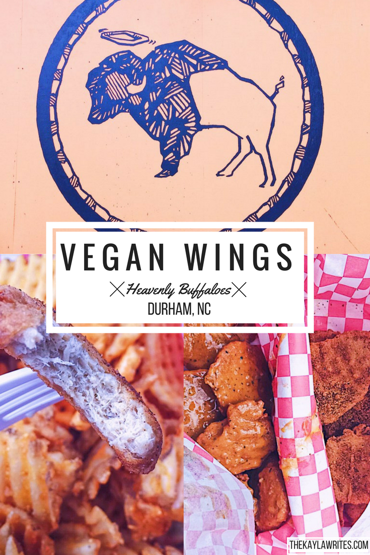 Heavenly Buffaloes Vegan Review